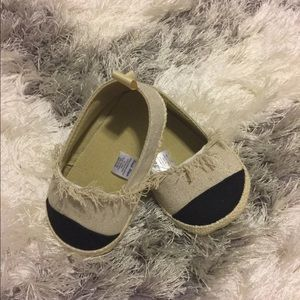 Other - Baby Espadrilles Look Alike Size 9-12m